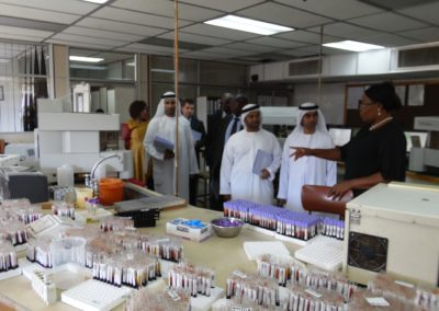 UAE Delegation visit to nbsz
