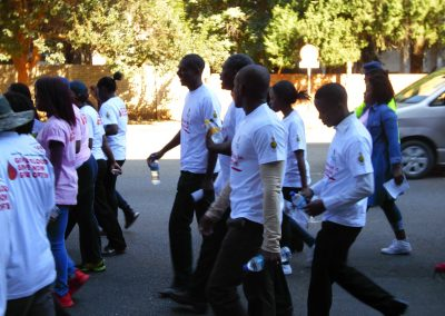 2017 World blood donor day awareness street march4